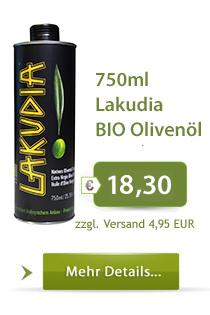 750ml BIO Olivenöl
