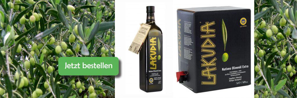 Olivenöl jetzt bestellen