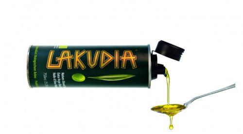 0,75l LAKUDIA BIO Olivenöl nativ extra naturrein (Dose)