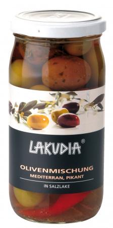 Olivenmischung mediterran, pikant